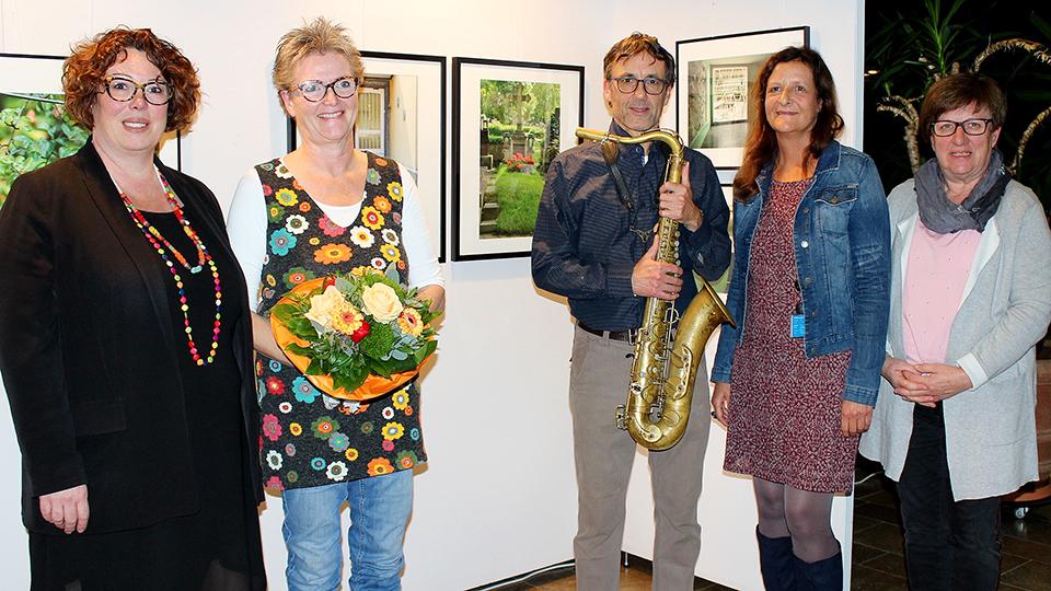 """Maria Dorn zeigt bis 22. Januar im """"Forum"""" ihre Fotografien in der Reihe """"Kulturpreisträger stellen aus"""""""