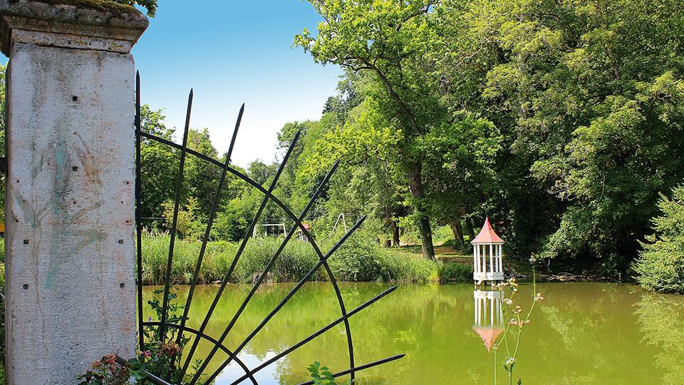 """GartenKunstGenuss Main-Kinzig: Motto: """"Wasser im Garten"""""""