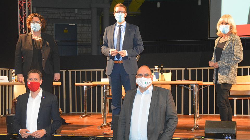 Thorsten Stolz Spitzenkandidat für die Kommunalwahl am 14. März 2021