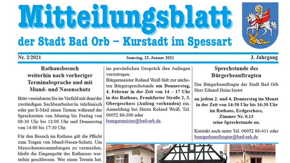 Mitteilungsblatt 2021/2