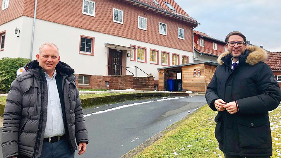 Rainer Schreiber kandidiert als Parteiloser auf der SPD-Kreistagsliste