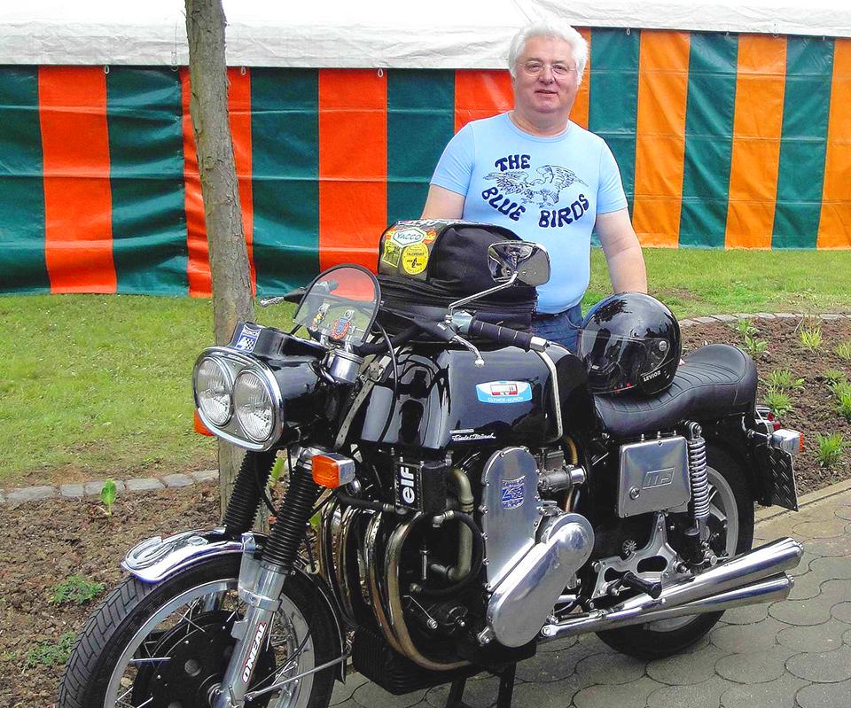 Saisonstart:  Nach dem Winter sicher zurück aufs Motorrad