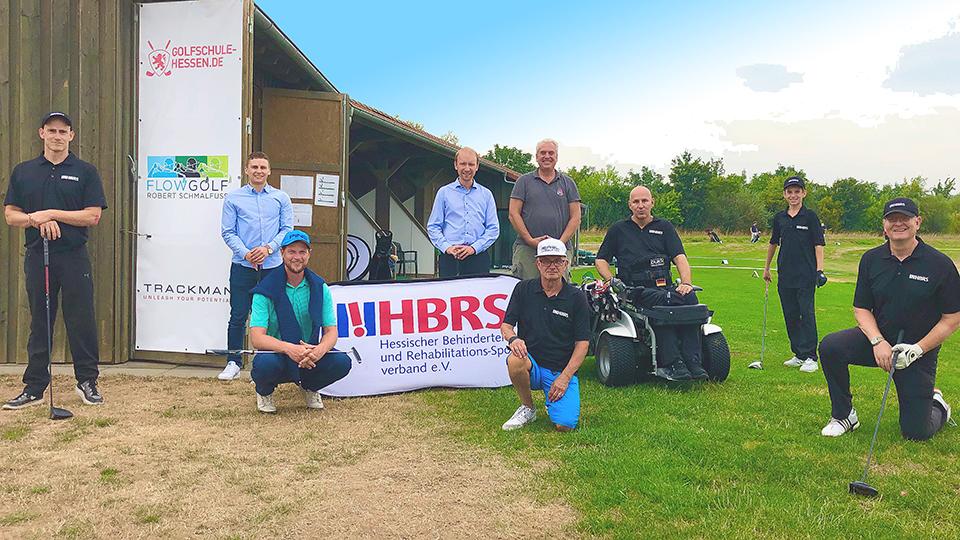 Land unterstützt Golf-Leistungszentrum für Menschen mit Behinderung