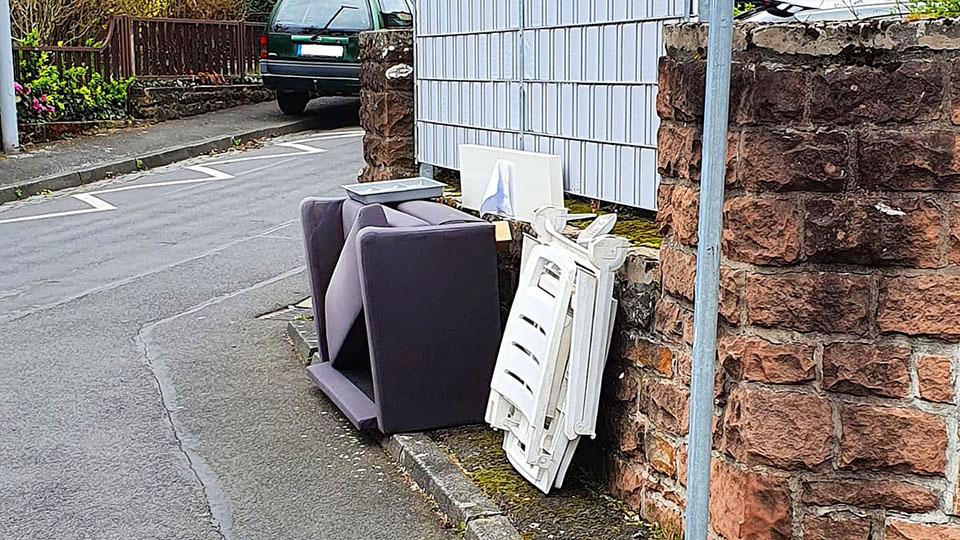 """Glöckner: Aufruf zu mehr """"Mülldisziplin"""" in Gelnhausen"""
