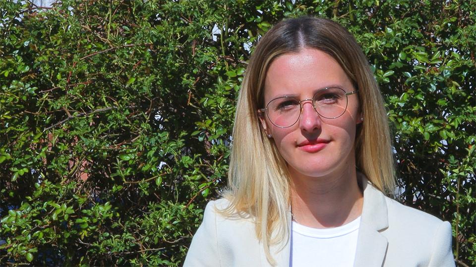 Ajla Kurtović als Botschafterin für bundesweites Bündnisausgezeichnet