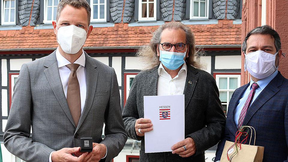"""Gerhard Naumann: Vorbild und """"Kaiser"""" in Teilzeit"""