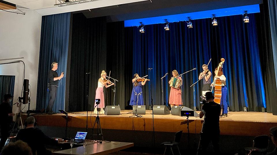 Musikalische Eröffnung des Kultursommers in Schöneck